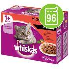 Whiskas 1+ buste 96 x 100 g