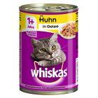 Whiskas 1+ Cans 12 x 390g/400g