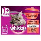 Whiskas Casserole Meaty Selection in Jelly