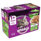 Whiskas 1+ Casserole Mixed Selection in Jelly