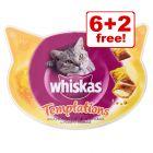Whiskas Cat Treats - 6 + 2 Free!*