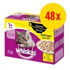 Whiskas 1+ Creamy Soup 48 x 85 g