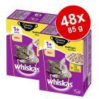 Whiskas 1+ Creamy Soup, 48 x 85 g