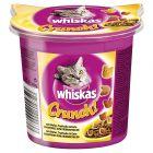 Whiskas Crunch med kyckling, kalkon & anka
