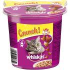 Whiskas Crunch s piščancem, puranom & raco