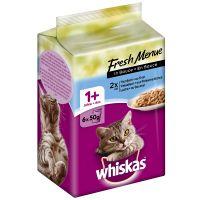 Whiskas Fresh Menu 6 x 50 g