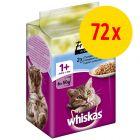 Whiskas Fresh Menue (Les p'tits plats) 72 x 50 g