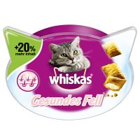 Whiskas Healthy Coat snacks para el pelaje