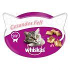 Whiskas Healthy Coat snacks para o pelo