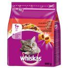 Whiskas 1+ hovädzie