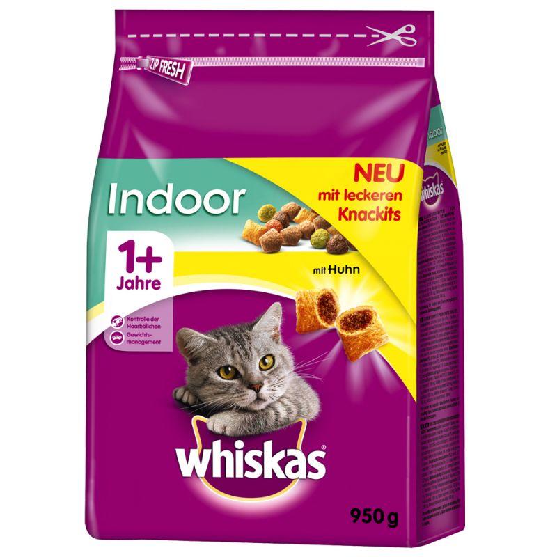 Whiskas 1+ Indoor Chicken