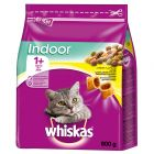 Whiskas 1+ Indoor, poulet pour chat