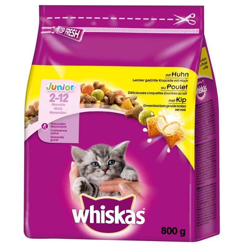 Whiskas Junior Chicken