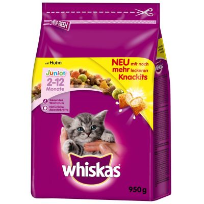 Whiskas Junior Kip