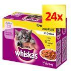 Whiskas Junior w saszetkach, 24 x 100 g