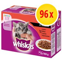 Whiskas Junior 96 x 100 g