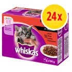 Whiskas Junior 24 x 100 g