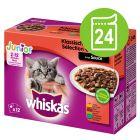 Whiskas Junior 24 x 100 g pour chaton