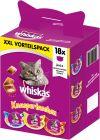 Whiskas Knuspertaschen XXL Mixcase