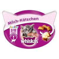 Whiskas Milk Kitty snacks con leche para gatitos