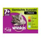 Whiskas 7+ Senior buste 12 x 100 g