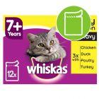 Whiskas 7+ Senior Pouches
