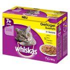 Whiskas 7+ Senior sachet fraîcheur 12 x 100 g pour chat