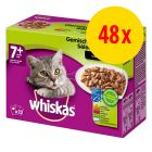 Whiskas 7+ Senior 48 x 100 g