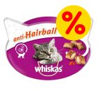 Whiskas snacks para gatos - Pack Ahorro