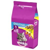 Whiskas Sterile Senior 7+ Kip