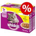Whiskas tasakos 96 x 85 / 100 g