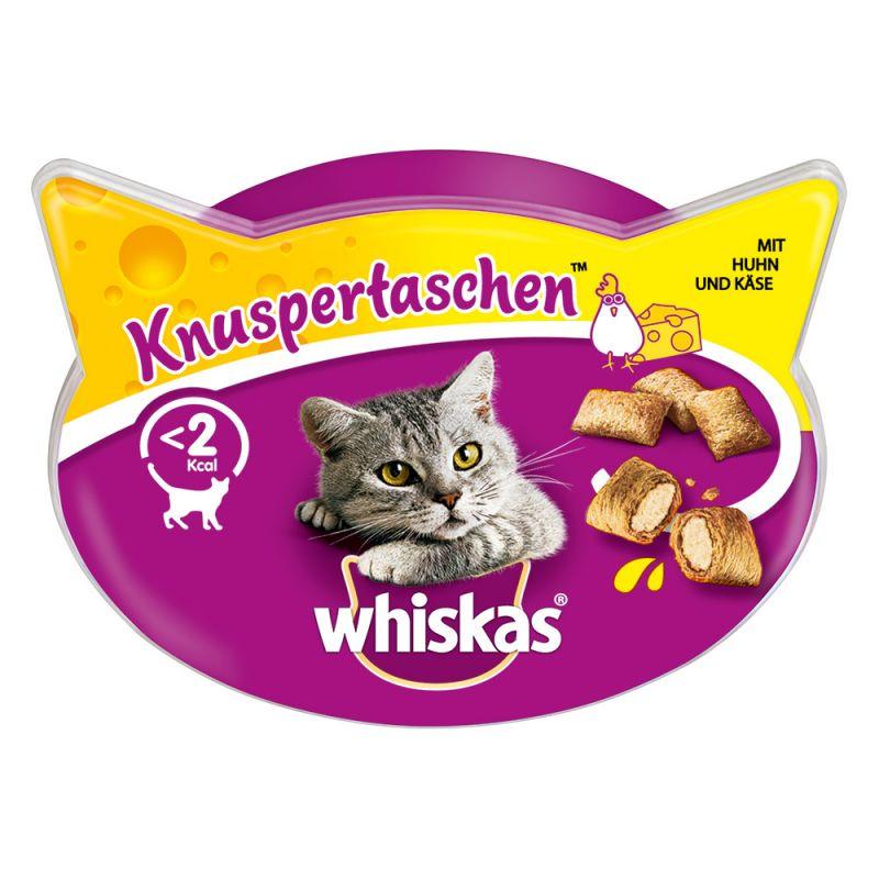 Whiskas Temptations snacks crujientes