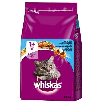 Whiskas 1+ Thunfisch