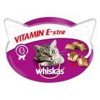 Whiskas Vitamin E-xtra snacks para el sistema inmunitario