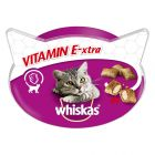 Whiskas Vitamin E-Xtra snacks para gatos