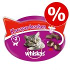 Whiskas-herkut erikoishintaan!