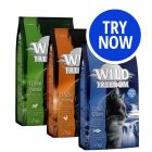 Wild Freedom Adult Dry Cat Food Mixed Trial Packs