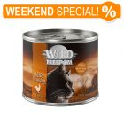 Wild Freedom Adult lattine 6 x 200 g