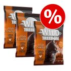 Wild Freedom Adult Wide Country volaille 3 x 50 g à prix avantageux !