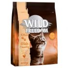 Wild Freedom Kitten Wide Country com aves
