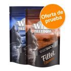 Wild Freedom Snack Filete 2 x 100 g para gatos - Pack de prueba