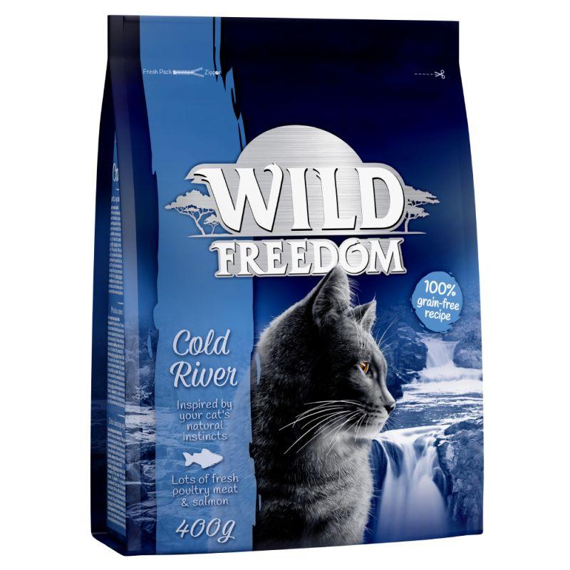 Wild Freedom Adult Cold River con salmón