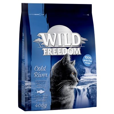 "Wild Freedom Adult ""Cold River"", łosoś"