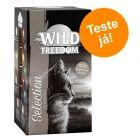 Wild Freedom Adult em terrinas - Pack de experimentação misto