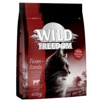 Wild Freedom Adult Farmlands, bœuf pour chat