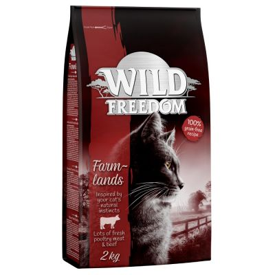 Wild Freedom Adult Farmlands con vacuno