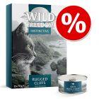 Wild Freedom Adult Instinctive 6 x 70 g en latas ¡a precio especial!