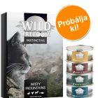 Wild Freedom Adult konzerv vegyes próbacsomag 6 x 70 g