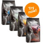 "Wild Freedom Adult ""Spirit of"" Dry Cat Food Mixed Trial Pack"