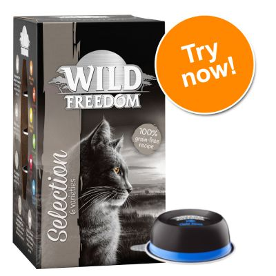 Wild Freedom Adult Tray Mixed Trial Pack